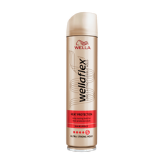 Wella Wellaflex Heat Creations Hairspray Extra Strong Hold level 5