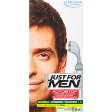 Just For Men Autostop Haarverf Donkerbruin