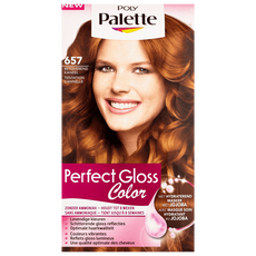 Poly Palette Perfecte Gloss Color Haarverf 657 Betoverend Kaneel