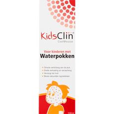 KidsClin Coolmousse Waterpokken