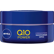 NIVEA Q10 Power 35+ Sensitive Anti-Rimpel Nachtcrème - Gevoelige huid
