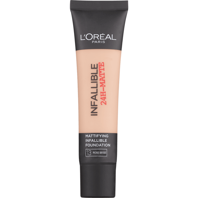 L'Oréal Paris Infaillible 24H-Matte Foundation 13 Beige Rose