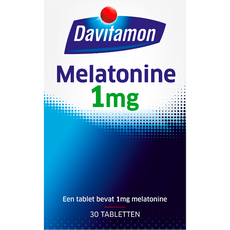 Davitamon Melatonine 1Mg