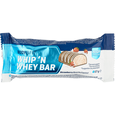 Body & Fit Whip 'N Whey Bar Strawberry Cream