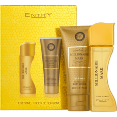 Entity Millionaire Mark Eau De Toilette + Bodylotion Cadeauset
