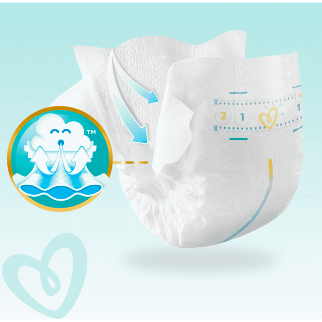 Pampers Premium Protection Luiers 5