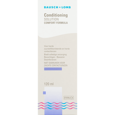 Bausch & Lomb Conditioning Solution Harde Contactlenzen