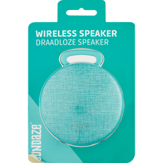 Sundaze Wireless Speaker Bluetooth Mint
