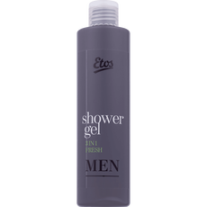 Etos Men Shower Gel 3 In 1 Fresh