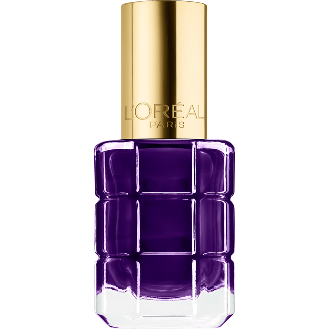 L'Oréal Paris Make-Up Designer Color Riche - 334 Violet de Nuit - Paars - Nagellak