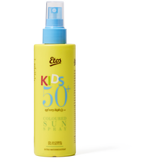 Etos Kids Coloured Sun Protection Spray SPF50+