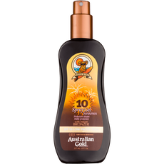 Australian Gold Spray Gel With Bronzer Spf10