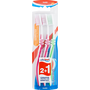 Aquafresh Clean & Flex Tandenborstel Hard 2+1