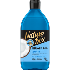 Nature Box Coconut Shower Gel