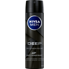 NIVEA MEN DEEP Dark Wood Deodorant Spray