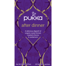 Pukka - After Dinner 20 Zakjes