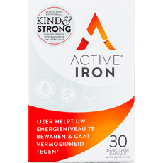ActiveIron IJzersupplement Core 14MG