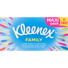 Kleenex Family Tissues