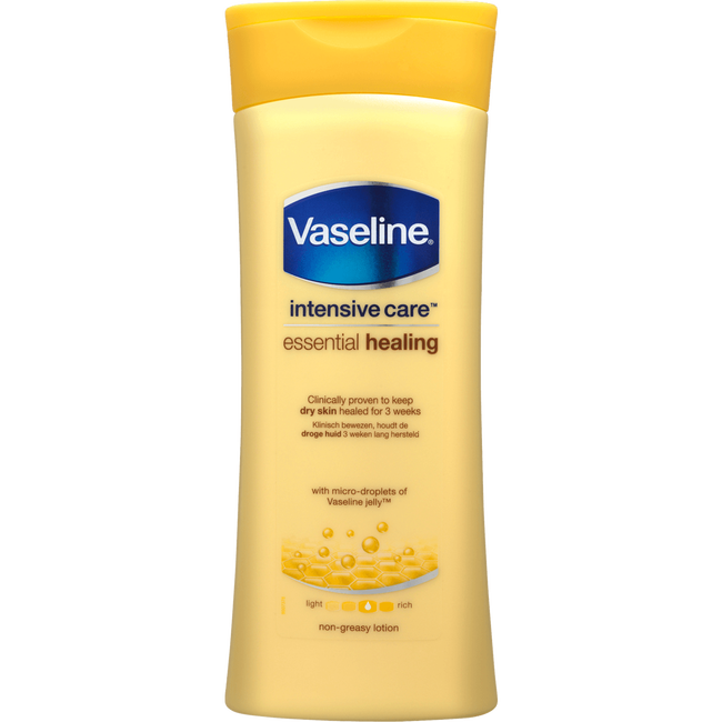 Vaseline Intensive Care Essential Healing Body Lotion