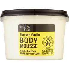 Organic Shop Body Mousse Bourbon Vanilla