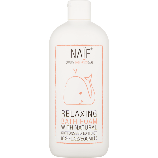 Naïf Baby Relaxing Bath Foam