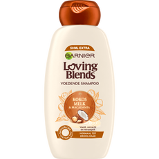 Garnier Loving Blends - Kokosmelk & Macadamia - Shampoo