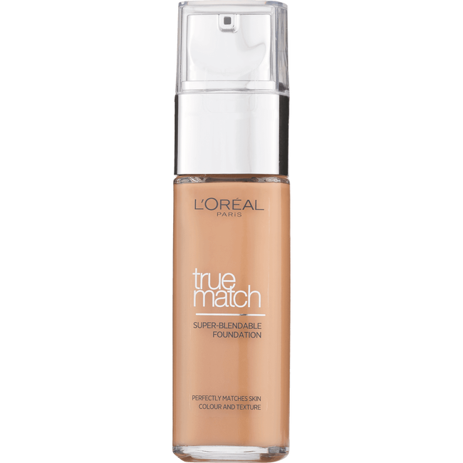 L'Oréal Paris - True Match Foundation - 6N Honey - Foundation SPF17