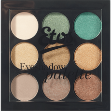 Etos Eyeshadow Palette Gold Envy
