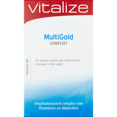 Vitalize Multigold Compleet Tabletten
