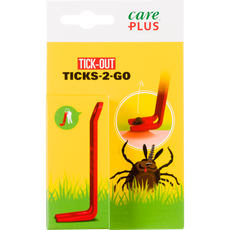 Care Plus Tick-Out Ticks-2-Go Tekentang