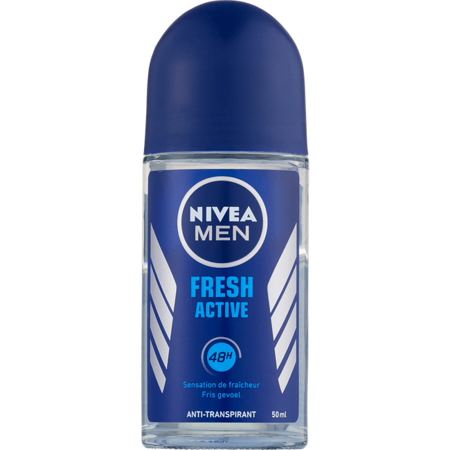NIVEA MEN Fresh Active Deodorant Roller