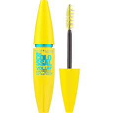 Maybelline Volum' Express The Colossal Waterproof - Black - Zwart – Waterproof Volume Mascara