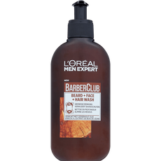 L'Oréal Paris Men Expert BarberClub Beard + Face + Hair Wash