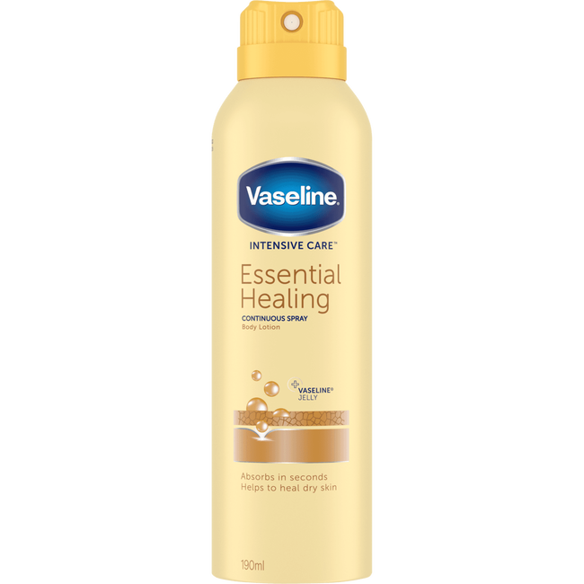 Vaseline Intensive Care Essential Healing Body Spray