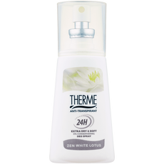 Therme Zen White Lotus Anti-Transpirant Deo Spray
