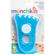 Munchkin Fun Ice Chewy Teether Bijtring