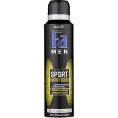 Fa Men Sport Double Power Boost Deodorant Spray