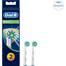Oral-B CrossAction Vervangende Opzetborstels