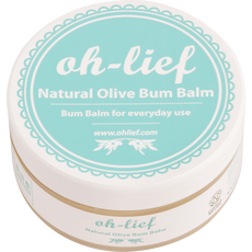 Oh-Lief Natural Olive Bum Balm
