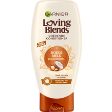 Garnier Loving Blends - Kokosmelk & Macadamia - Haarconditioner