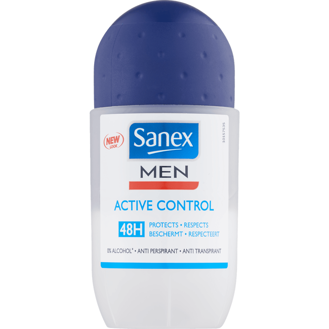 Sanex Men Active Control Anti Transpirant Roller