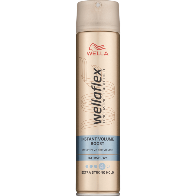 Wella Wellaflex Instant Volume Boost Hairspray