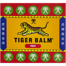 Tiger Balm Red Tijgerbalsem