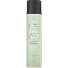 Love Beauty and Planet Delightful Detox Organic Green Tea Droogshampoo