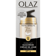 Olaz Total Effects 7-In-1 Vederlichte Dagcrème SPF15