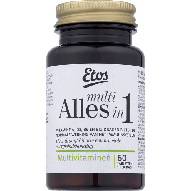 Etos Multi Alles-in-1 Tabletten