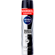 NIVEA MEN Black & White Invisible Original Deodorant Spray