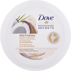 Dove Nourishing Secrets Restoring Body Crème