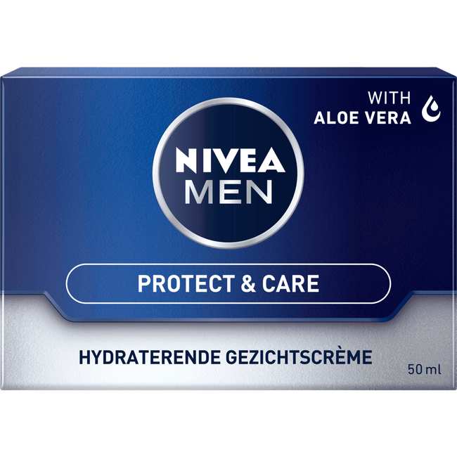 NIVEA MEN Protect & Care Intensieve Hydraterende Crème
