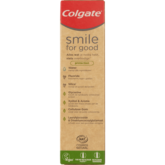 Colgate Tandpasta Smile for Good Protection